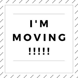 Other - I'M MOVING! Don't want to take it all with me!